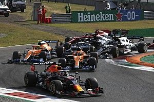 "Ricciardo: McLaren can ""shake things up"" to target Italian GP ""glory"""