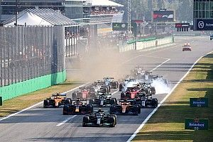 PÓDIO: Verstappen e Hamilton batem, rivalidade se acirra e Ricciardo vence com 1-2 da McLaren