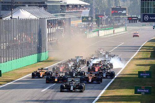 Los 2mm que hicieron que Hamilton fallase al sprint en Italia