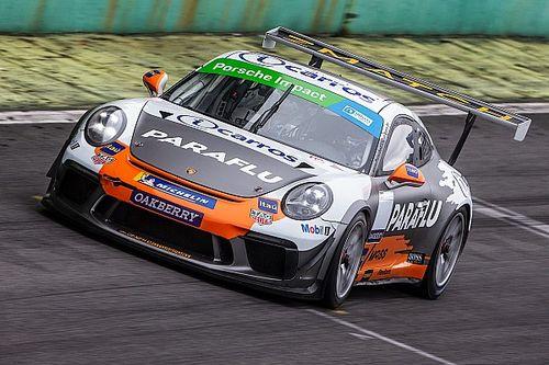 Porsche Cup: Cacá Bueno e Marcelo Franco buscam pódio em Goiânia