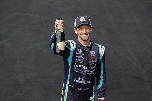 'Grosjean vervolgt IndyCar-avontuur in 2022 bij topteam'
