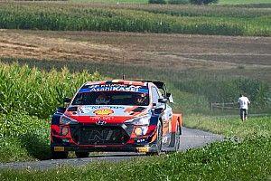 WRC, Rally Ypres, PS16: Neuville chiude la giornata in bellezza