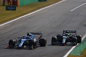 Ocon disagrees with Monza F1 time penalty