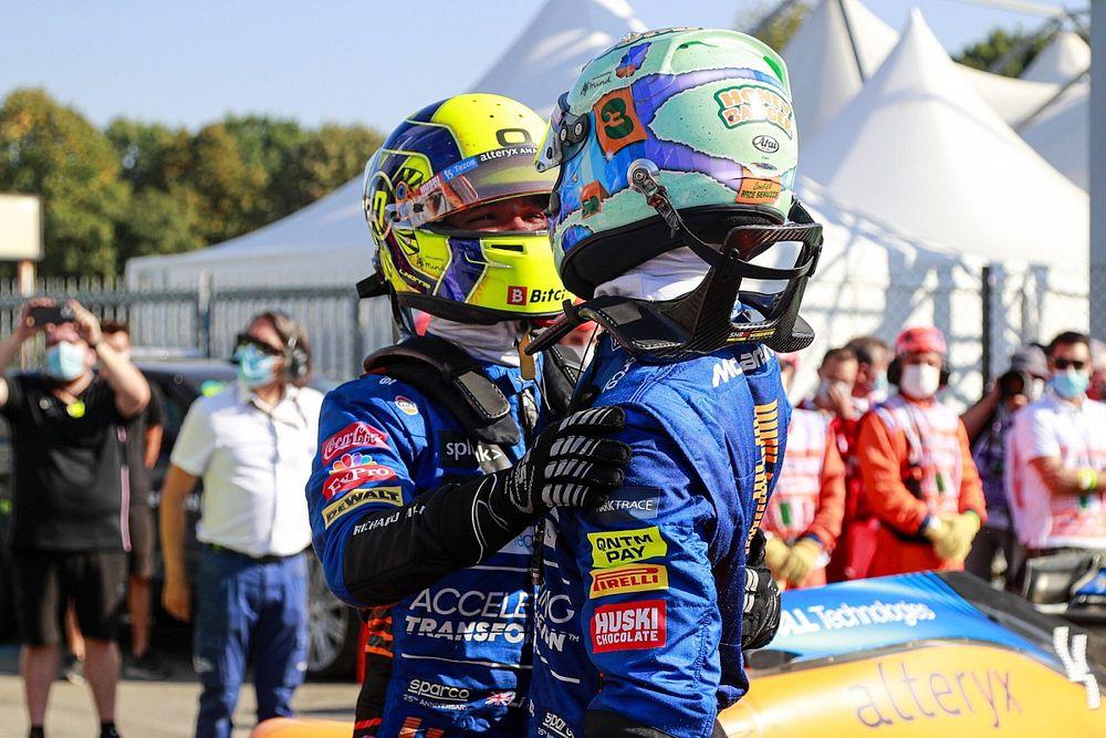 Lando Norris Tegaskan McLaren Pantas Menang di F1 GP Italia