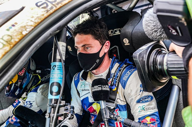 M-Sport reveals Fourmaux's new co-driver for Finland