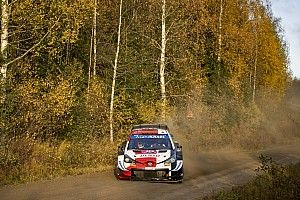 Finland WRC: Katsuta crashes out on Stage 8
