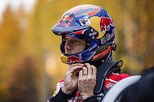 ¡Sanción a Ogier por el casco en el Rally de Finlandia del WRC!