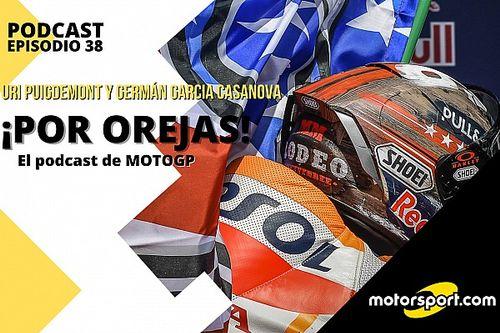 Podcast MotoGP 'Por Orejas' – ¿Qué significa la victoria de Márquez en Austin?