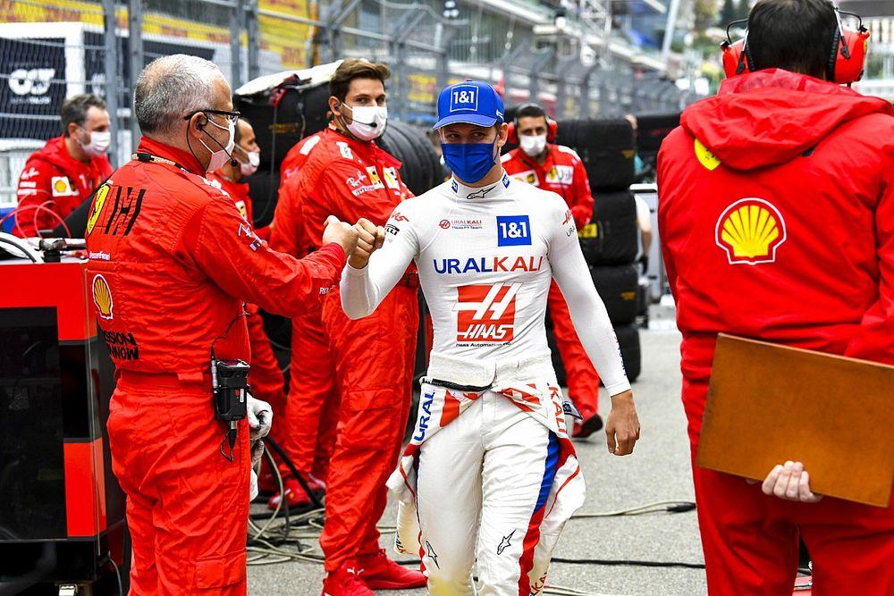 Mick bízik benne, hogy újra létrejöhet a Ferrari-Schumacher álomduó