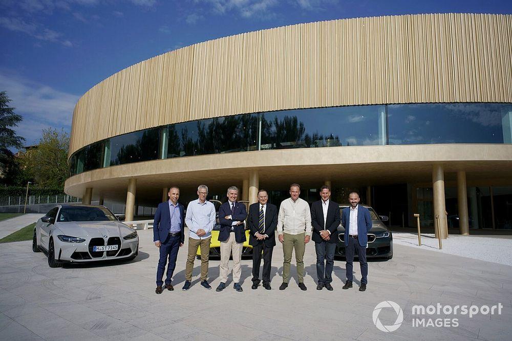 BMW sceglie Dallara come telaista del prototipo LMDh