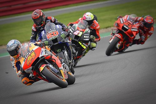 """Pol Espargaro's prediction """"annihilated"""" after tyre gave up"""