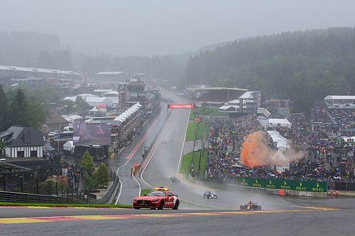 """F1 discutirá mudanças no regulamento em outubro após """"farsa"""" da Bélgica"""