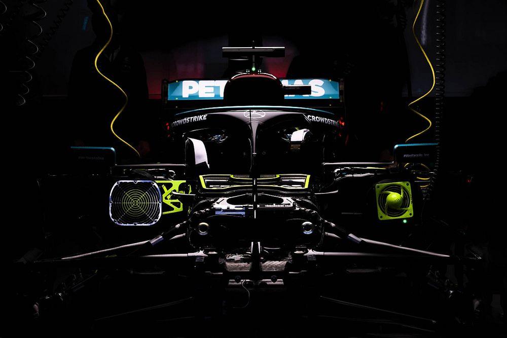 Hamilton doté d'un nouveau moteur et pénalisé à Istanbul