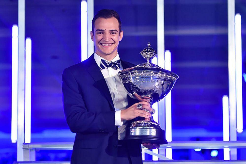Alex Palou premiato per la conquista del titolo IndyCar