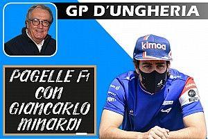 "Minardi: ""Alonso un maestro, Bottas e Stroll disastrosi"""