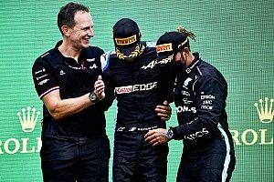 Mercedes: Egy átlagos ember még öt percet sem élne túl egy F1-es cockpitben!