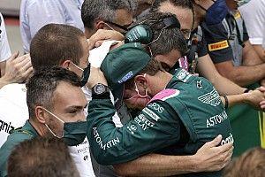 F1: Aston Martin deve apelar contra desclassificação de Vettel na Hungria