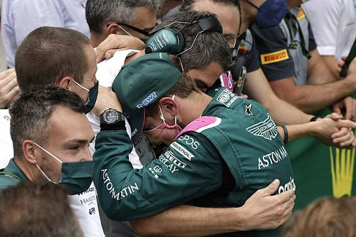 Vettel disqualified from Hungarian GP over F1 fuel infringement