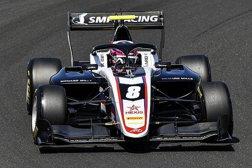 Смоляр стал 3-м на квалификации Формулы 3 в Спа