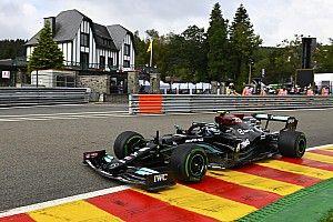 F1 Belgian GP: Bottas tops FP1 from Verstappen, Hamilton only 18th