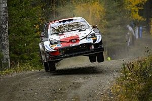 Finland WRC: Evans boosts title hopes with famous victory