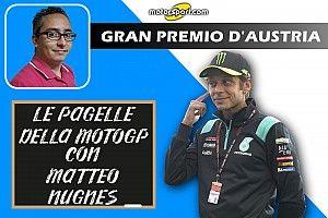Pagelle MotoGP Austria: Finalmente un Valentino Rossi da 7