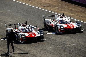 Le Mans 24h: Toyota wins with new hypercar, #7 crew breaks jinx