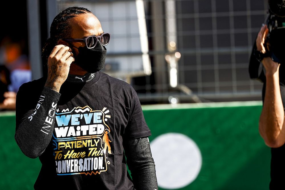 Hamilton: Nem tudom elképzelni, hogy még sokáig az F1-ben maradok