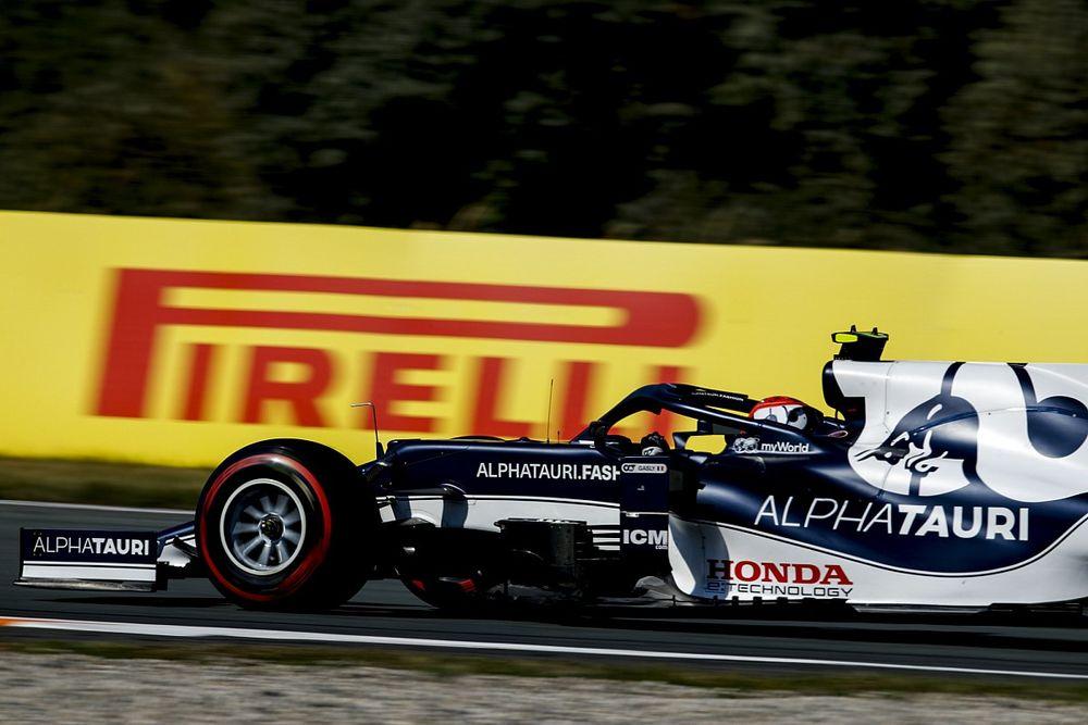 今季絶好調のガスリー、オランダGPでも4位入賞!「マシンもチームの雰囲気も良い。これまでで最高のシーズン」