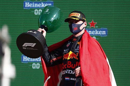 "Verstappen na gedenkwaardige Dutch GP: ""Dit is een droomweekend"""