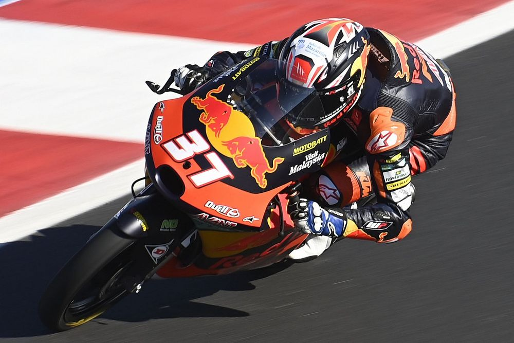 Pedro Acosta Fokus Hadapi Moto3 Emilia Romagna