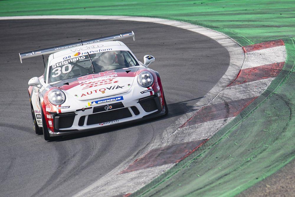 """Carrera Cup Italia, per AB Racing """"pronostici impossibili"""" a Franciacorta"""