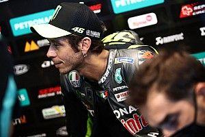 "Rossi: ""Test futuri? Soltanto se mi mancherà la MotoGP"""