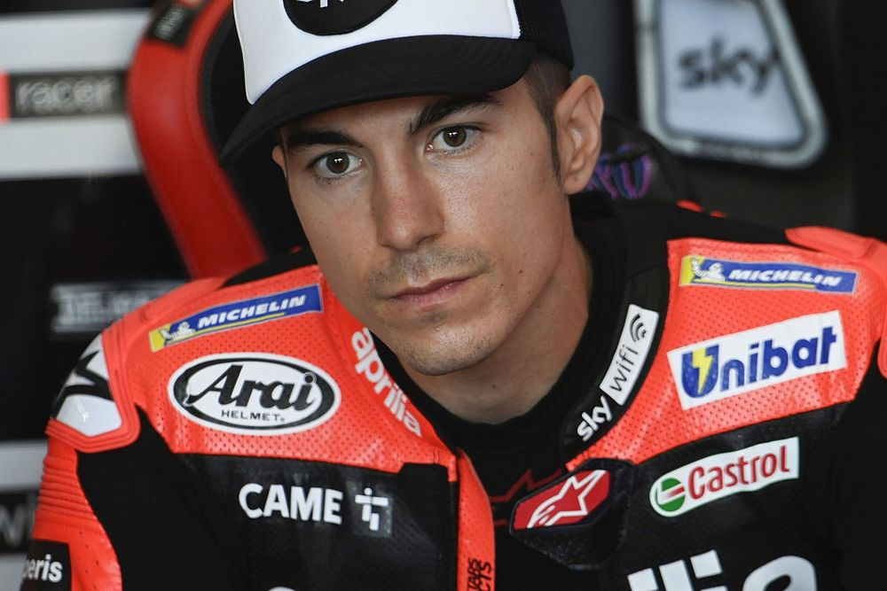Pindah ke Aprilia, Maverick Vinales Tidak Kehilangan Poin MotoGP