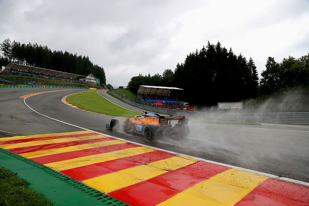 """Ricciardo: Spa changes wouldn't stop Eau Rouge being """"scary and exciting"""""""