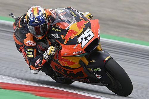 Fernandez debuteert bij KTM Tech3 in de MotoGP