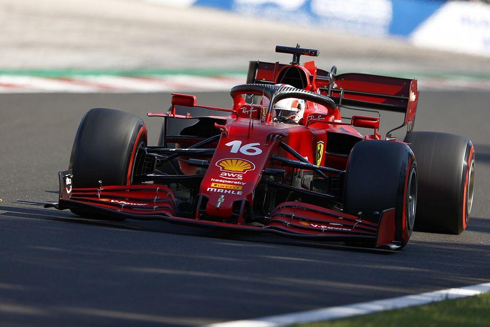 Kevesebb, mint 1 tizedet jelentett a Ferrarinak az extra szélcsatornás idő