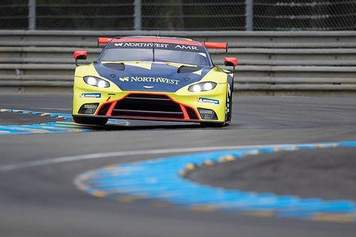 VÍDEO: Marcos Gomes bate forte durante 24 Horas de Le Mans e abandona