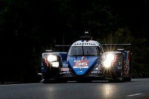 Alpine voor Toyota in chaotische derde vrije training