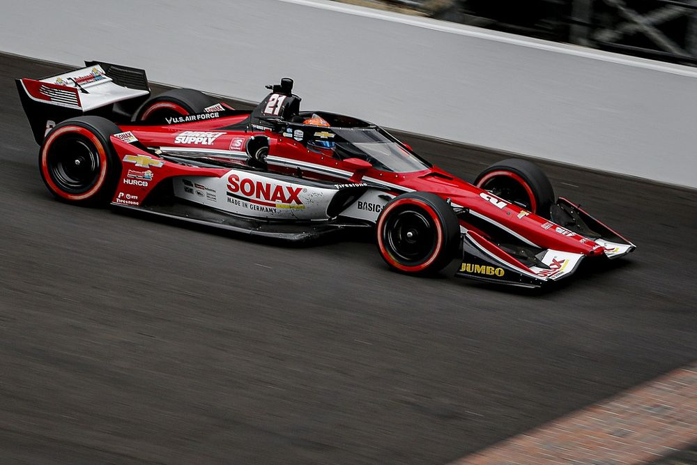 2021 IndyCar would lap 2012-spec cars, says Chevy manager
