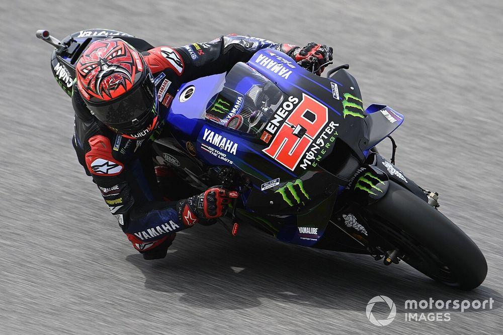MotoGP: Quartararo aproveita queda de Bagnaia e vence com folga o GP da Itália; Márquez abandona com nova queda
