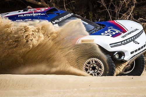 Смотрите прямо сейчас: гонка серии Extreme E в Сенегале