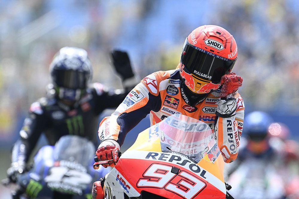 Honda: Marquez had gewoon podium kunnen rijden in Assen