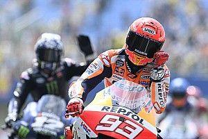 Marquez Bangga dengan Pencapaiannya dalam MotoGP Belanda