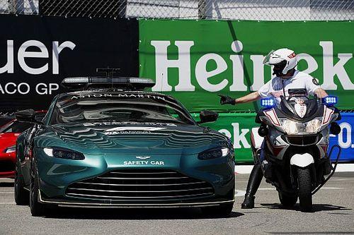 GALERÍA: Las fotos del miércoles del GP de Mónaco de F1