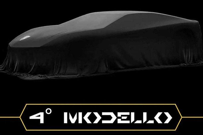 La première Lamborghini 100% électrique annoncée pour 2025