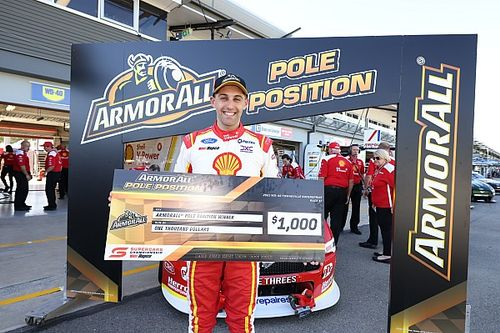 Townsville Supercars: De Pasquale beats Waters to pole