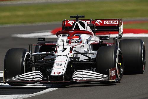 Alfa Romeo: Raikkonen en Giovinazzi niet zeker van F1-zitje in 2022
