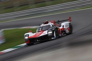 Monza WEC: Toyota locks out front row ahead of Alpine
