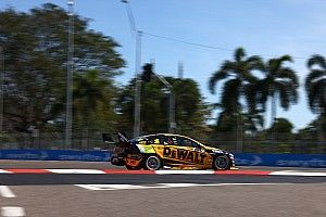 Townsville Supercars: Pye sets practice pace